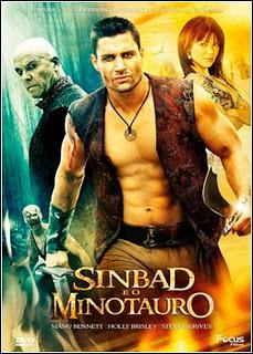 Sinbad e o Minotauro Dublado 2011