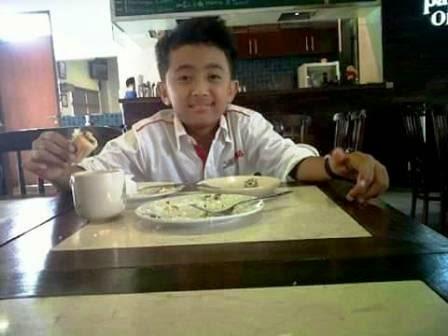 Rian Idol Junior