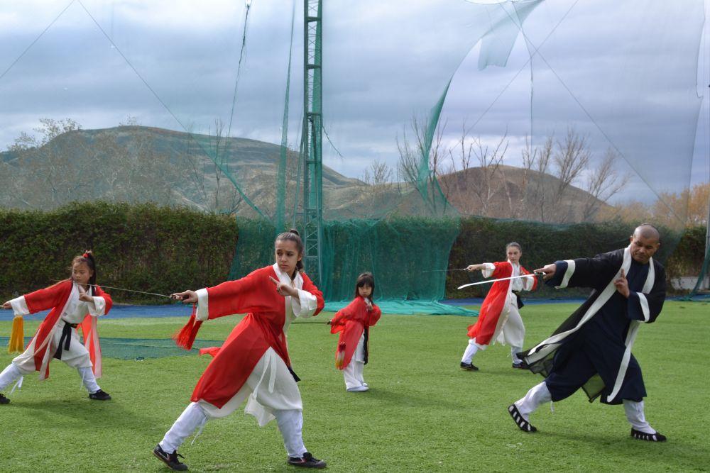 Clases de Artes Marciales Wudang - Shaolin Kung-Fu - Wing Chun - Información Tlf 626992139 Paty-Lee