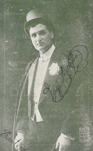 SPANISH BARITONE EMILIO SAGI-BARBA (1876-1949) CD