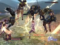 Samurai Warriors screenshot