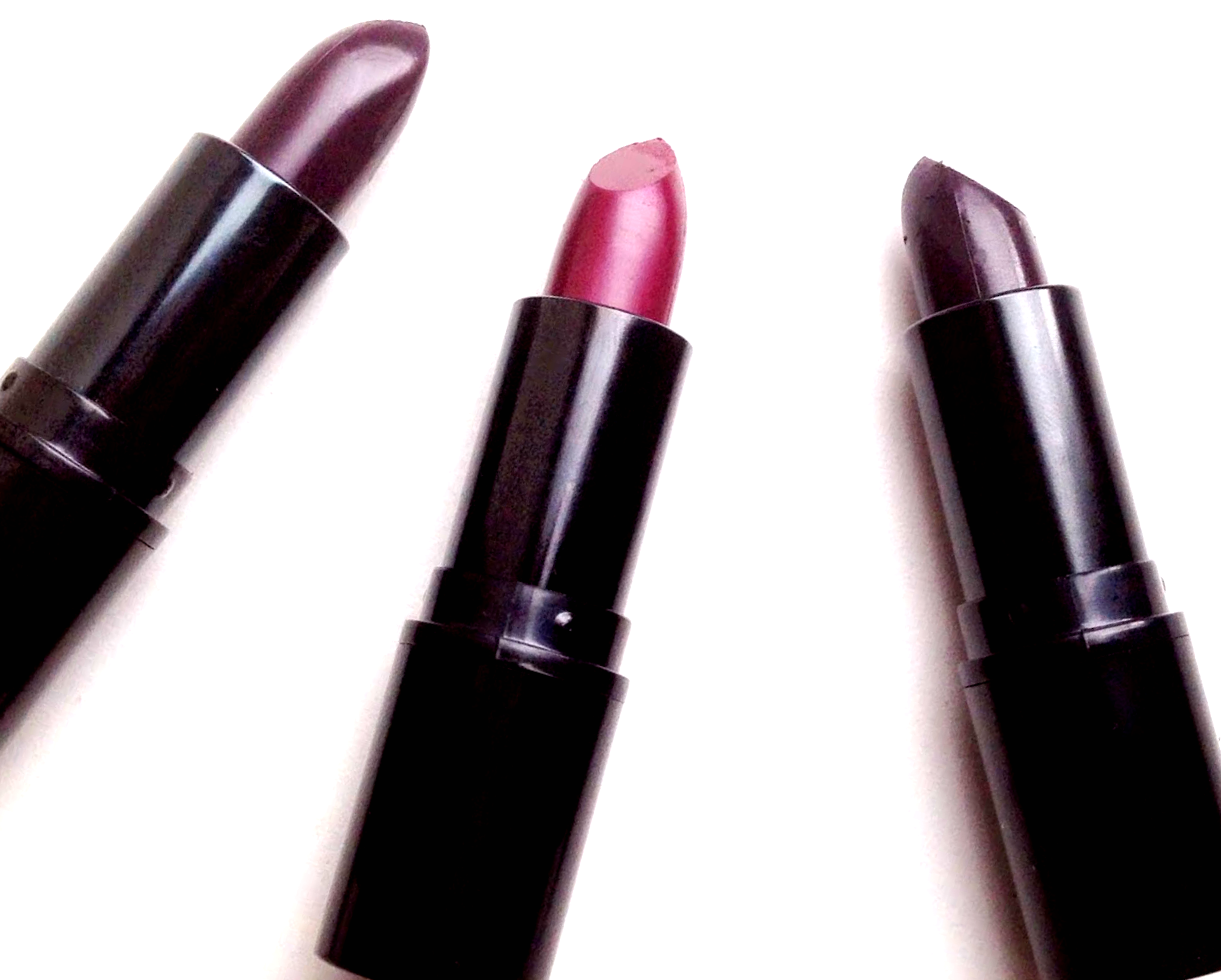 Makeup Revolution Full Vamp Lipstick Collection