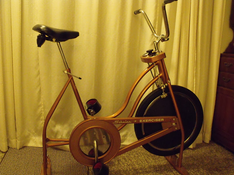 Hugh S Bicycle Blog Schwinn Exerciser