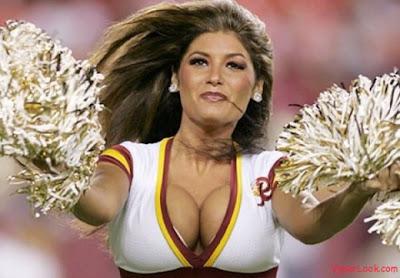 Funny Cheerleader
