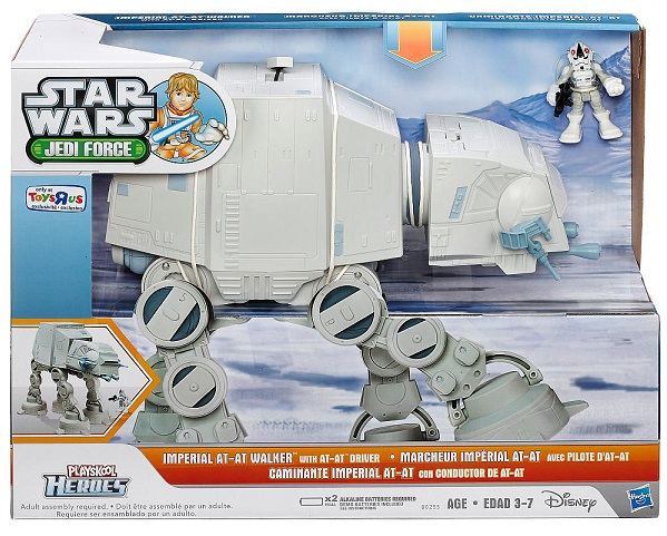 Playskool Star Wars Jedi Force AT-AT Imaginext