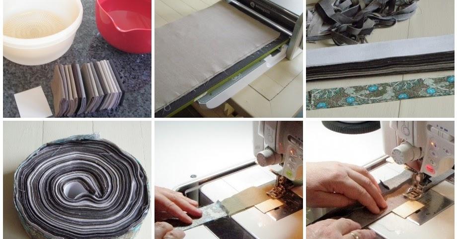 Strip quilt tutorial