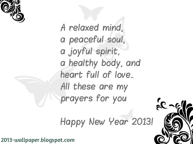 Madeleine Rose Yen: Beautiful Happy New 2013 Quotes