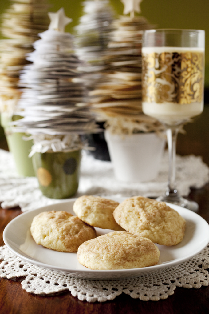 Egg Nog Snickerdoodles - Buy from Photo Kitchen
