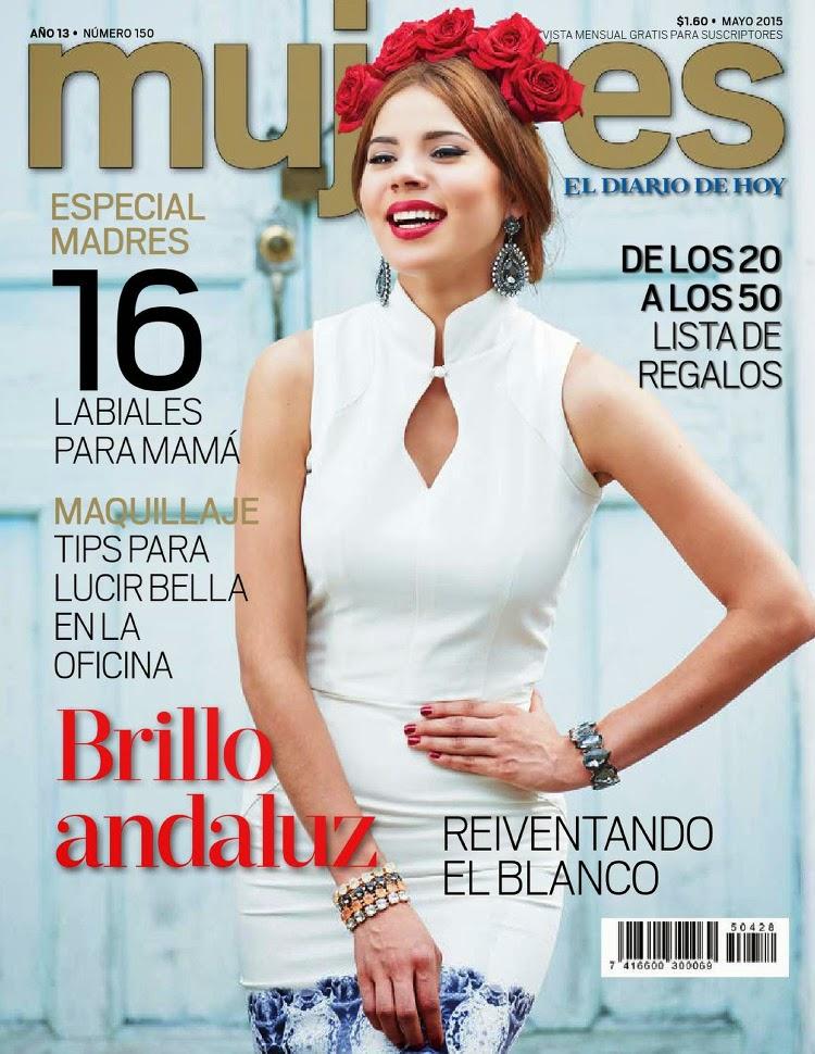Miss International  @ Idubina Rivas - Mujeres, May 2015