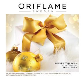 Flyer Especial - Catálogo 16/2016 -  Até 23 de Novembro!