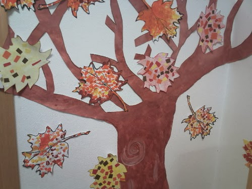 ideias para o outono jardim de infancia : ideias para o outono jardim de infancia:EL ARTE DE EDUCAR: IDEAS PARA ADONAR EL AULA EN OTOÑO