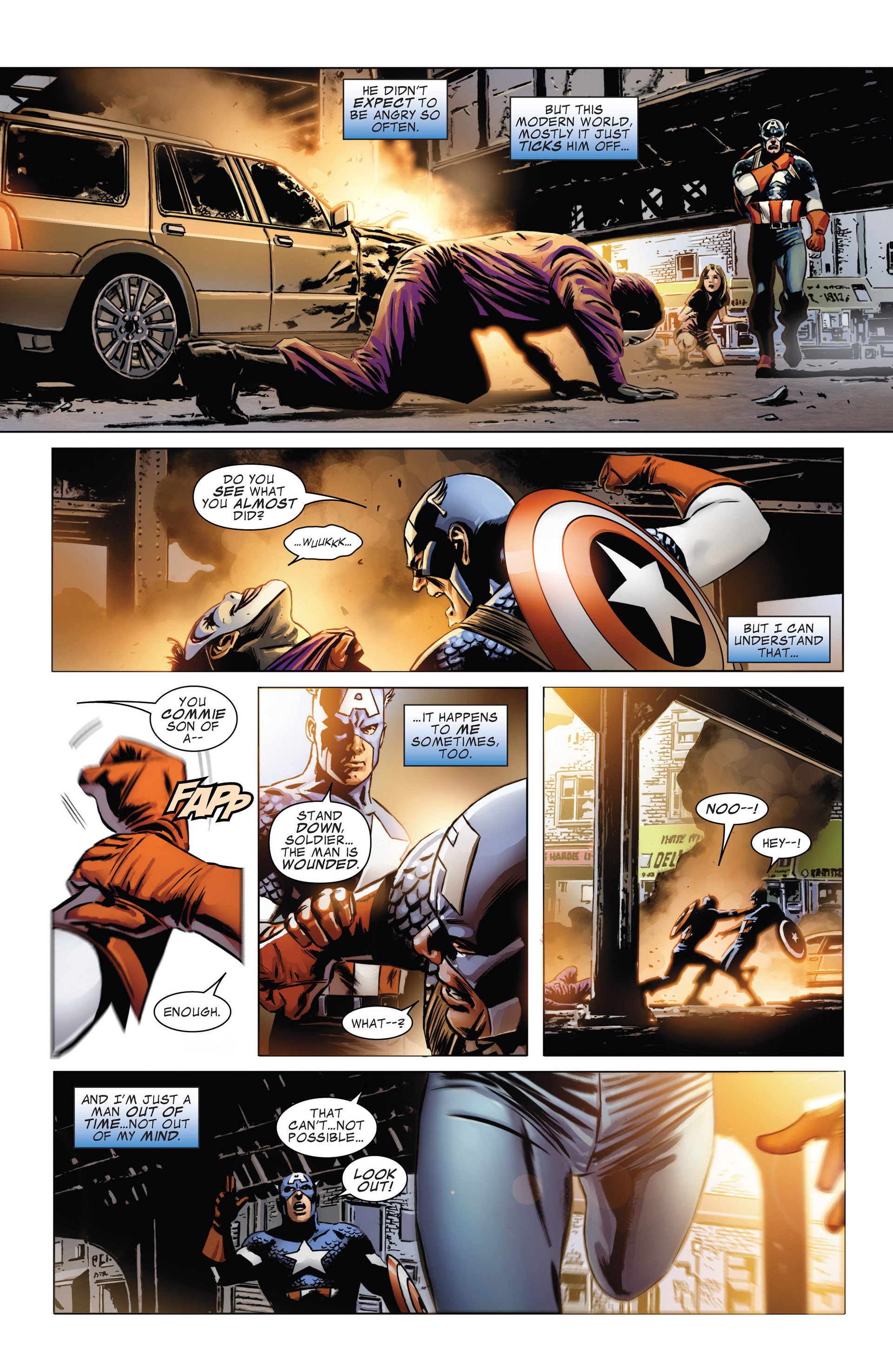 Captain America (2011) Issue #19 #19 - English 5