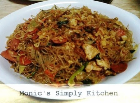 resep bihun goreng simple enak