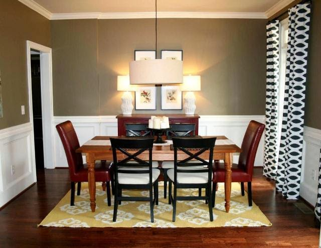 Wall paint colors for dining rooms - Best dining room colors ...