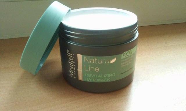Markell Natural Line balsam-maska regenerująca