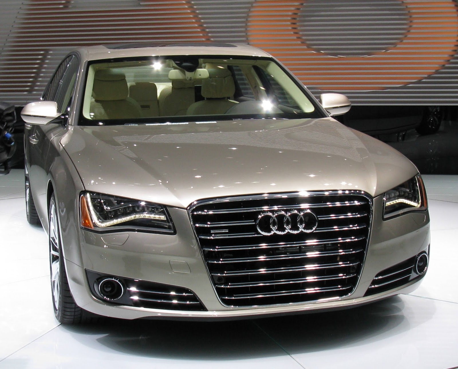 2017 audi a8 widescreen images. Black Bedroom Furniture Sets. Home Design Ideas