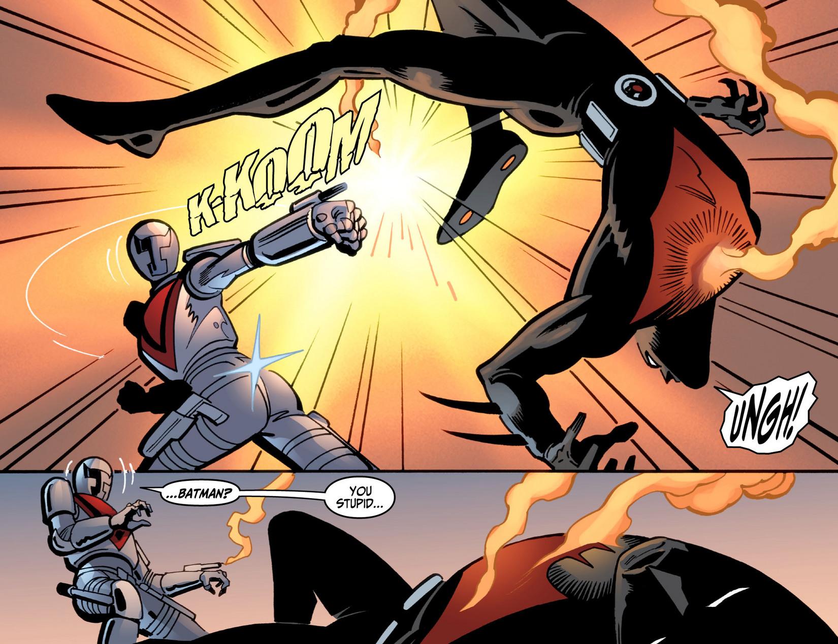 Batman Beyond (2012) Issue #11 #11 - English 17