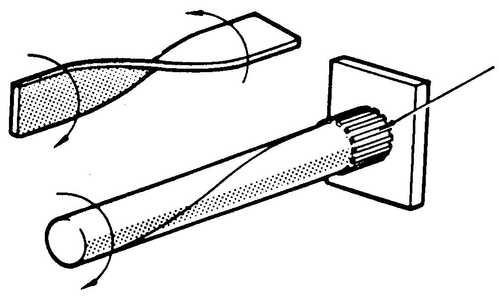 Pegas Batang Torsi