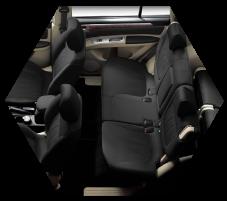 WIDE CABIN Mitsubishi Pajero Jambi