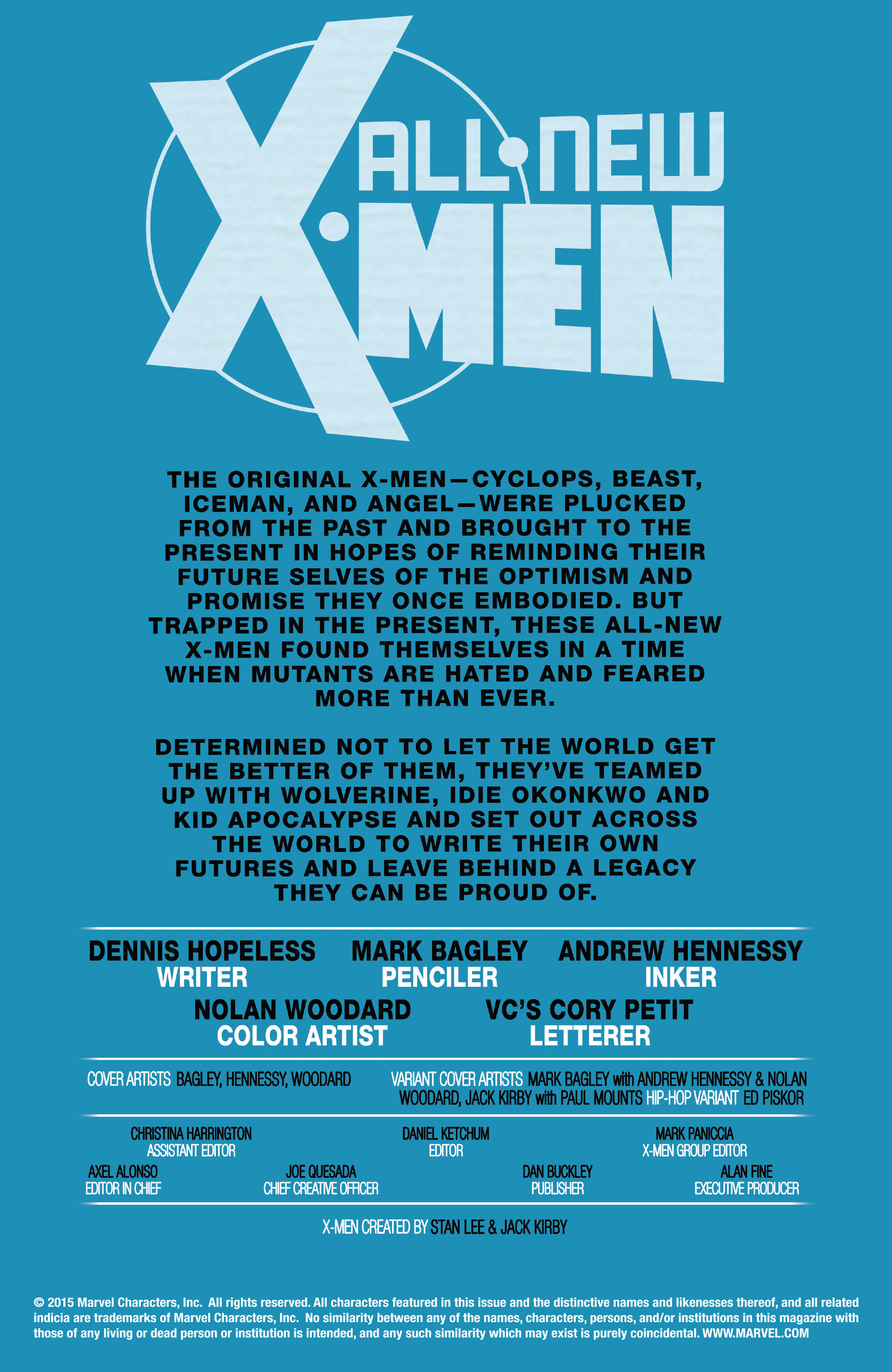 All-New X-Men (2016) Issue #1 #2 - English 2