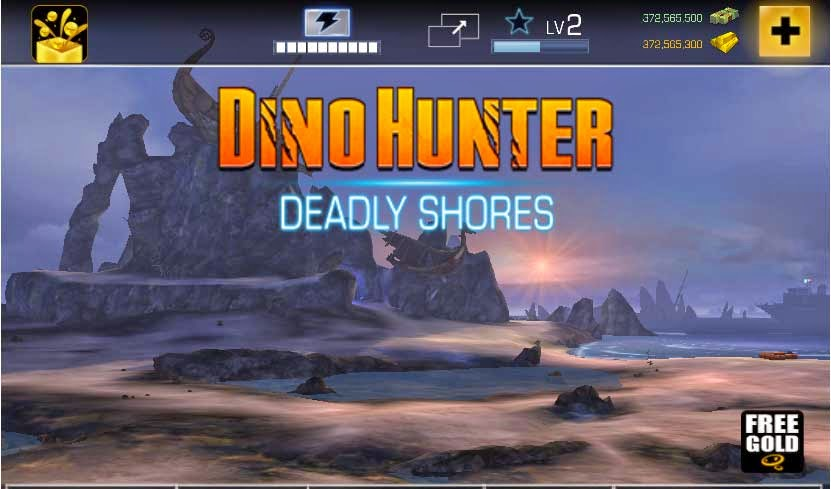 Dino-Hunter-Deadly-Shores-Hack-Gold-and-Bucks