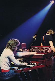 Rick en concierto, tras Roger