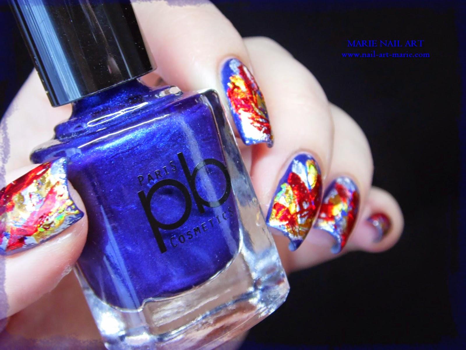Colourfoil Manicure5