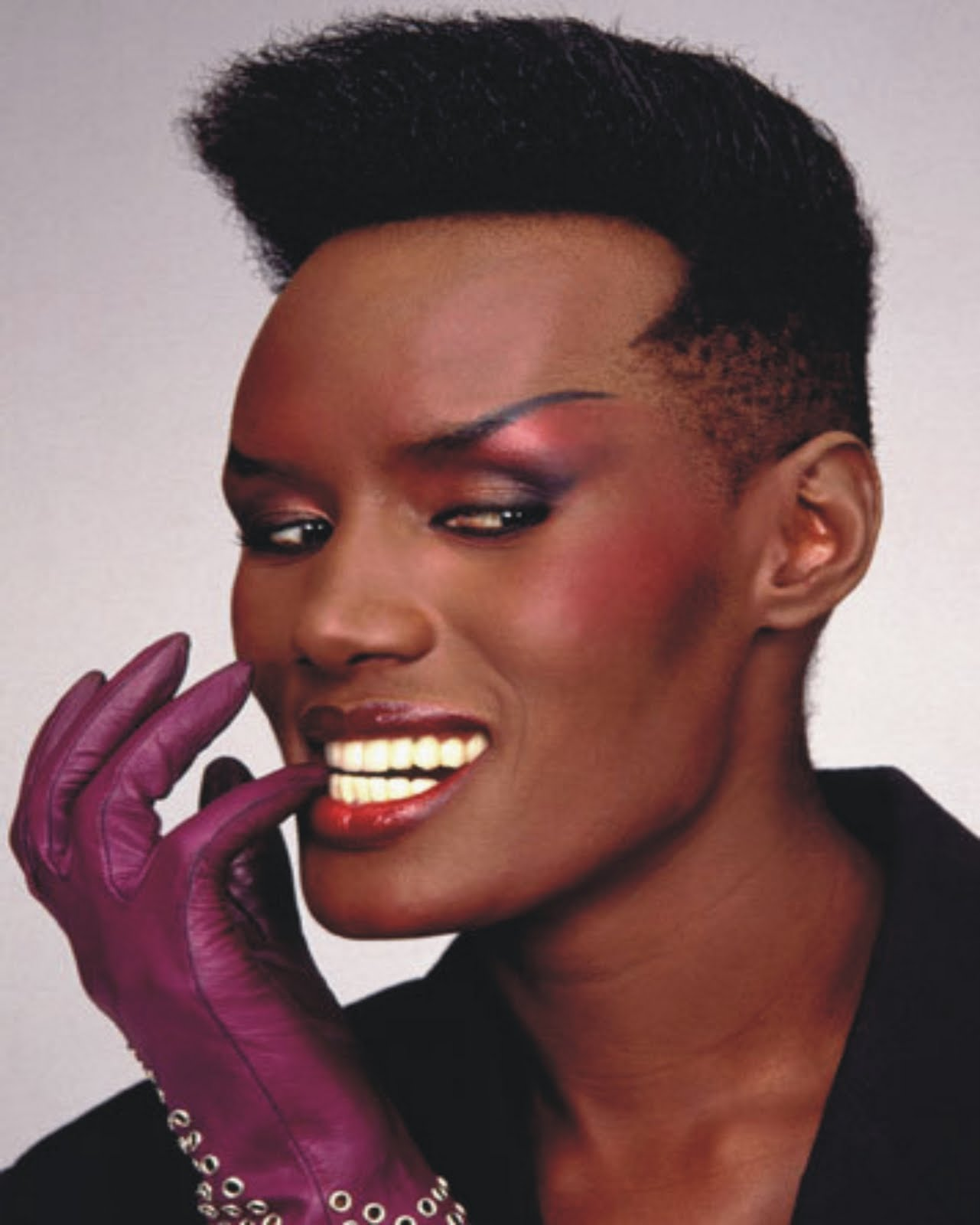 In Your Face Women: Grace Jones