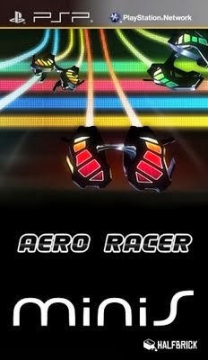 Aero Racer PSP