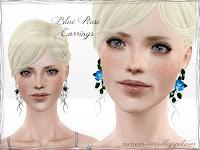 Элементы стиля фэнтези - Страница 4 Blue-rose4