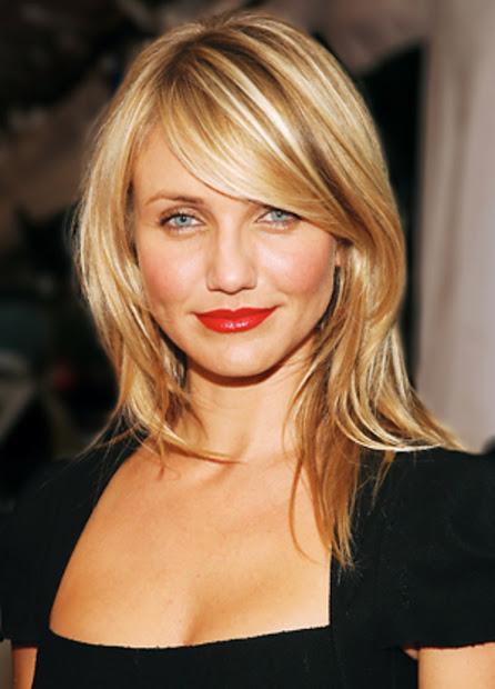 blonde celebrity hairstyles