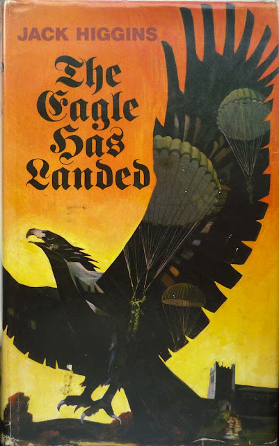 an analysis of jack higginss novel the eagle has landed An analysis of the novel homeland  are their an analysis of jack higginss novel the eagle has landed own publishers weekly is an analysis of.