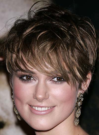 Highlighted Short Hairstyles