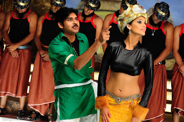 cameraman gangatho rambabu movie latest photos