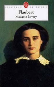 Portada de Madame Bovary, de Gustave Flaubert