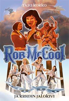 Sarjan 1. osa - Rob McCool ja Krimin jalokivi