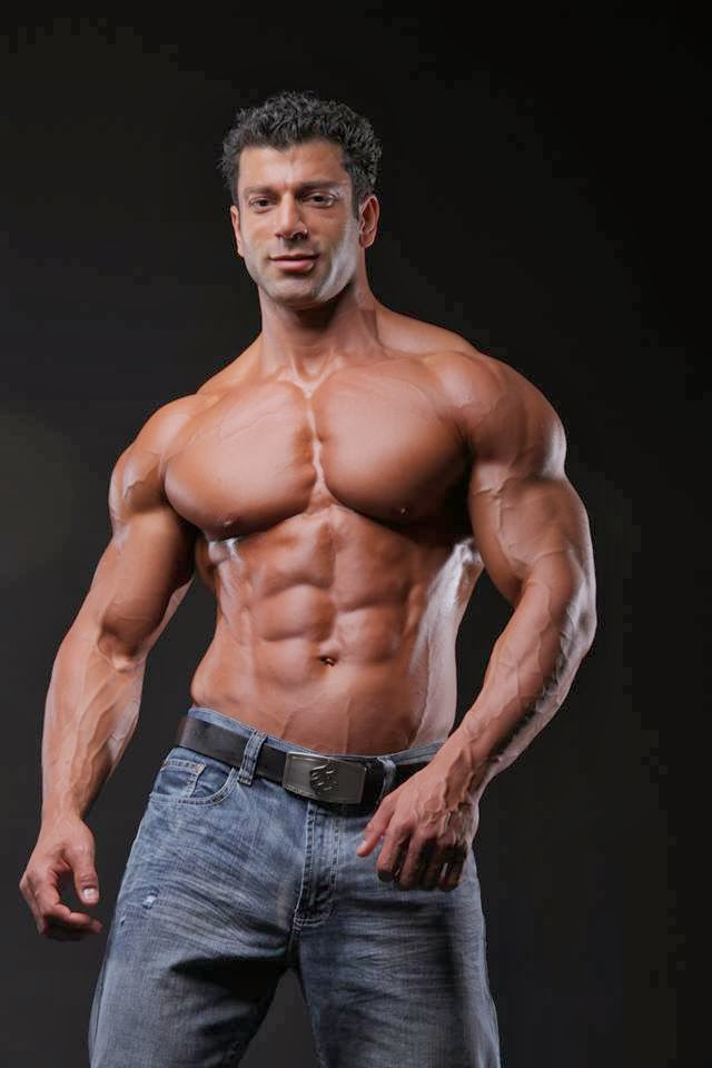 Aesthetic Male Physique