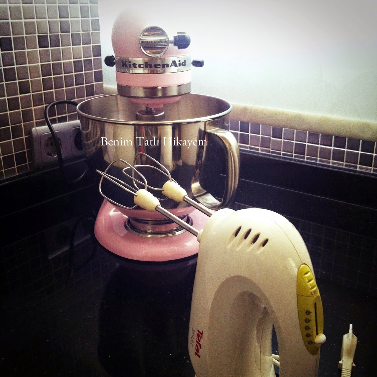 kitchenaid, pembe kitchenaid