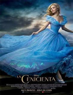ver pelicula Cinderella La Cenicienta 2015 online español latino