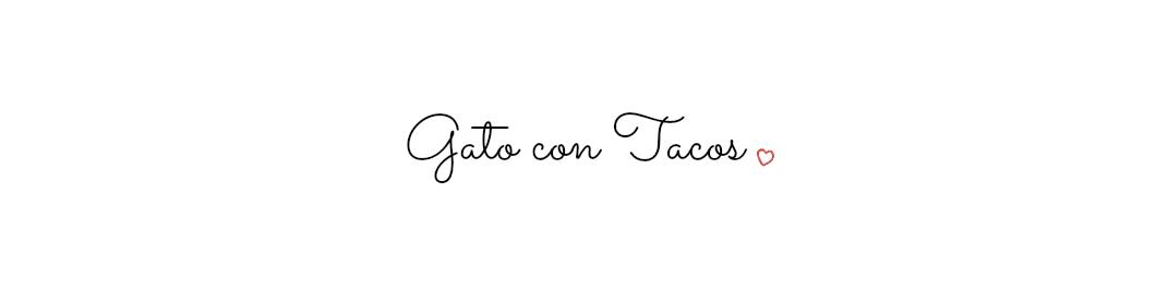 Gato con Tacos