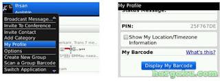 Cara Memunculkan Barcode BBM