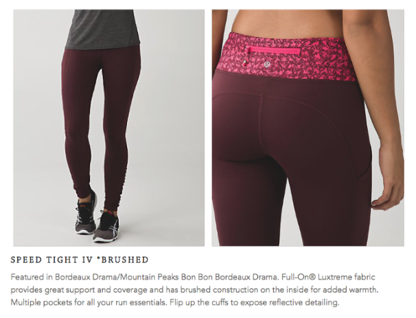 lululemon speed-tight-iv-brushed