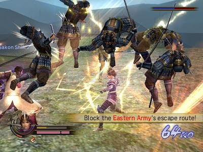 Download Samurai Warriors 2 PC Game Ringan