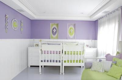 Fotos de Berços para Bebês Gêmeos