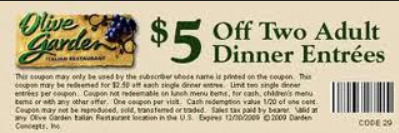 Free Printable Olive Garden Coupons Olive Garden Restaurant 2017 2018 Best Cars Reviews