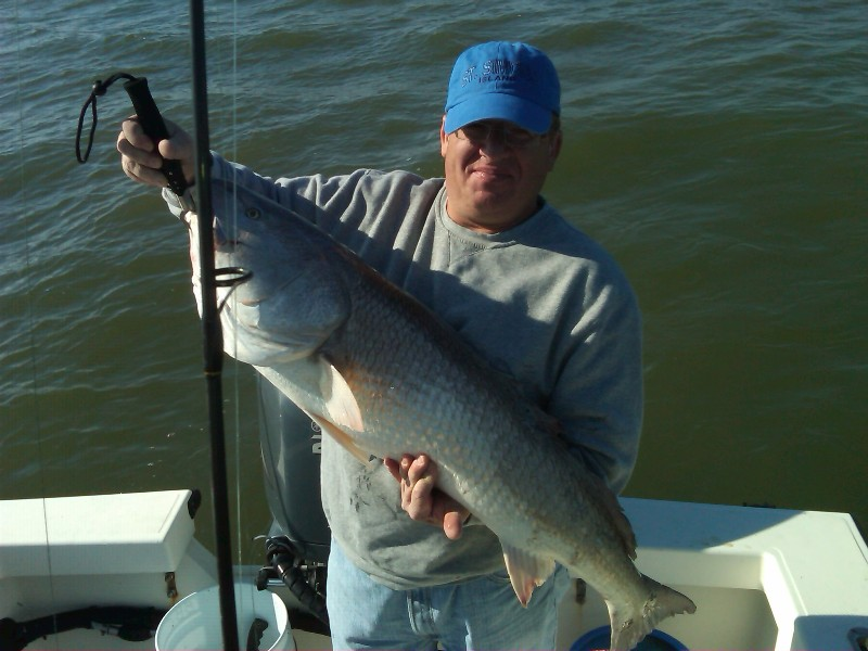 St simons island fishing for St simons island fishing report
