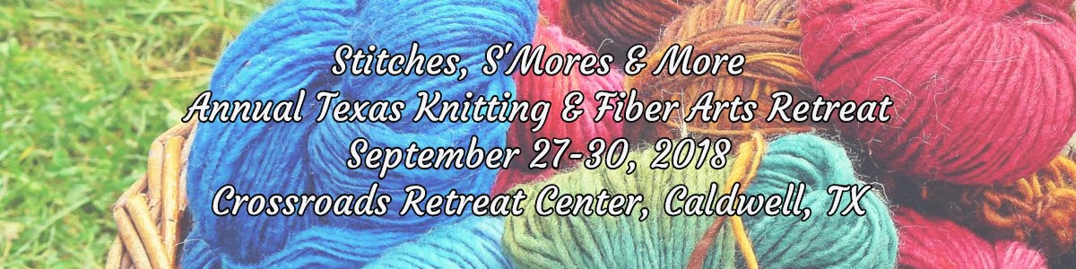 Stitches, S'Mores & More!