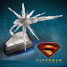 Cristal Fortaleza de la Soledad Superman