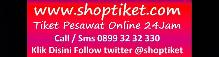 Follow ShopTiket
