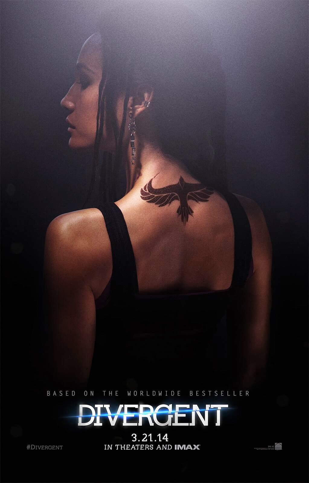 Divergent Tori Character Poster